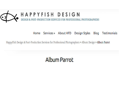 Featured at Happy Fish Design